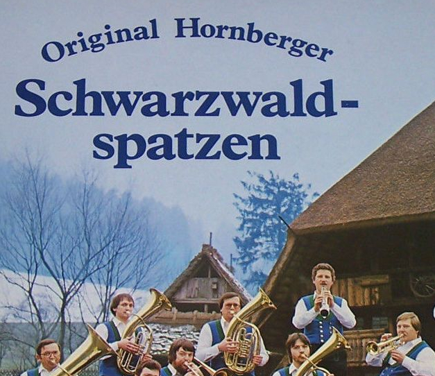 Erste LP der Schwarzwaldspatzen